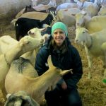 PhD student, Gosia Zobel, starts project on the welfare of dairy goats